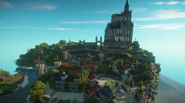 Solitaria (cinematic Movie) Minecraft Map & Project