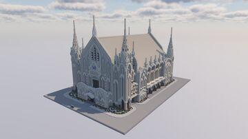 Locale of Ciudad De Victoria (Replica) of Iglesia Ni Cristo Minecraft Map & Project