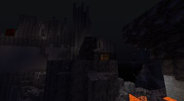 Basalt Deltas Survival Minecraft Map & Project