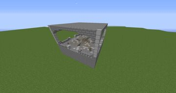 Simple KitPvp Spawn Minecraft Map & Project