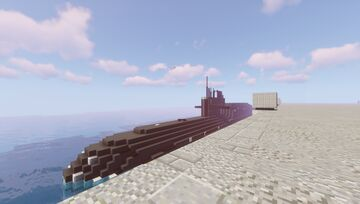 Project 667BDRM | Delta IV class Minecraft Map & Project
