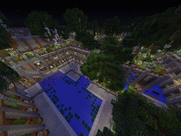 Project Eden - A Death Run Map Minecraft Map & Project