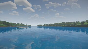 Massive Mountain Range (Creative & (Mostly) Survival compatible) Minecraft Map & Project
