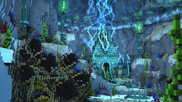 Underwater Kingdom Minecraft Map & Project