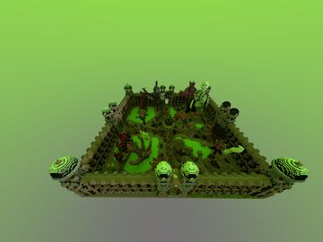 🎃Halloween faction Spawn🎃 Minecraft Map & Project