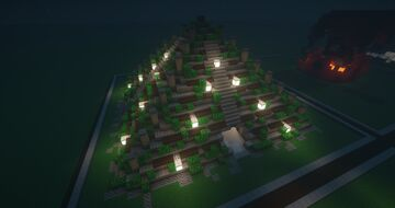 Stone Temple/Pyramid Minecraft Map & Project