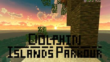Dolphin Islands Parkour - V1.0 - (1.16.2) Minecraft Map & Project