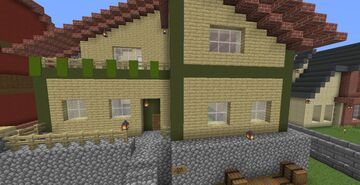Winry's House Minecraft Map & Project