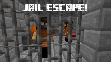 Jail Escape! Minecraft Map & Project
