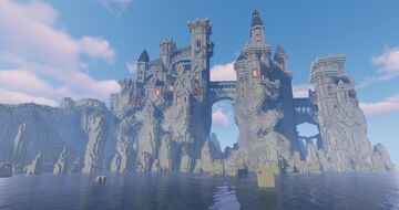 Castle - The Rocks Minecraft Map & Project