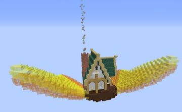 Butterfly Templates (contest) Minecraft Map & Project