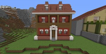 Lucy's Apartment Minecraft Map & Project