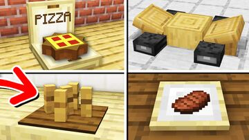 7 Secrets you can Build in Minecraft & Bedrock (Part II) Minecraft Map & Project