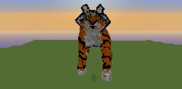 First Tiger Organic (2018) Minecraft Map & Project