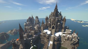 Gothic City Minecraft Map & Project