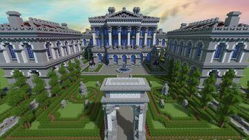 Roman Estate +tutorial Minecraft Map & Project