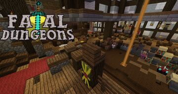 Fatal Dungeons Minecraft Map & Project