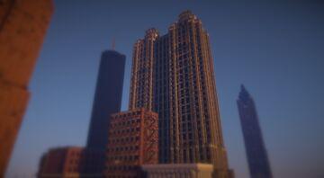 191 Peachtree Tower, Atlanta, Georgia Minecraft Map & Project