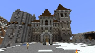 Survival World - Mountain Empire [Playlist linked] Minecraft Map & Project