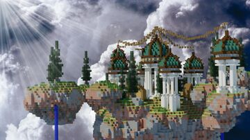 Medieval Fantasy Server Spawn Minecraft Map & Project