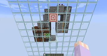 Target Block + Ender Pearl = Hidden Entrance (20w10a+) Minecraft Map & Project