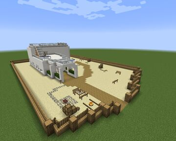 Bill Gates Hotel Minecraft Map & Project