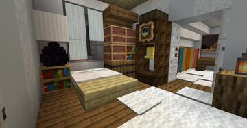Interior Decorators Minecraft Detail Contest - Aki entry Minecraft Map & Project