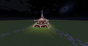 Medium Carousel | Medium Karussell Minecraft Map & Project