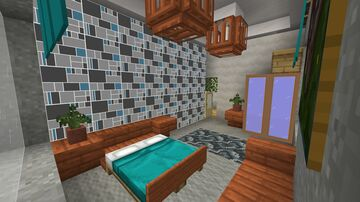 Cedar Estate ~ Interior design contest by Adela Butterfly Minecraft Map & Project