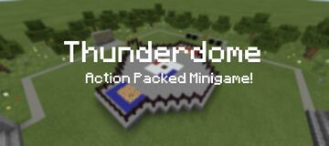 Thunderdome Minecraft Map & Project
