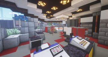 Stark Expo Shop Minecraft Map & Project