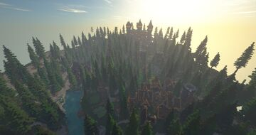Castle Spawn for LyruksGames Minecraft Map & Project
