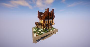 Medieval Building Series ~AdvancedV1~ Minecraft Map & Project