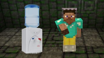 Automatic Purified Water Fountain - RLcraft (Tough as Nails) Minecraft Map & Project