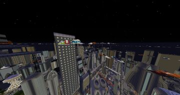 Coruscant map | Minecraft 1.12.2 Minecraft Map & Project