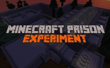Minecraft Prison Experiment - Multiplayer Map for 4+ Players! Minecraft Map & Project