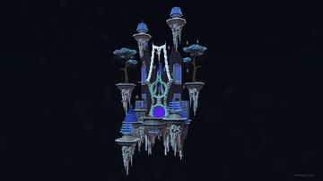 Space Hub Minecraft Map & Project