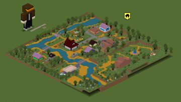 Pelican Town Minecraft Map & Project