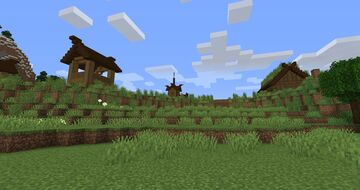 Norwegian Viking Village Minecraft Map & Project