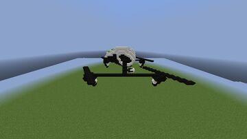 DJI Inspire 1 Pro Voltydrone Minecraft Map & Project