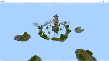 Skywars [MCPE] Minecraft Map & Project