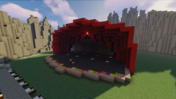 Stage 1.15.2 Minecraft Map & Project