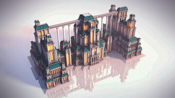 The Three King's Palace Minecraft Map & Project