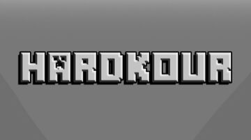 HARDKOUR v1.0 Minecraft Map & Project