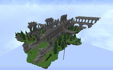 Aqueduct ruins EN/FR Minecraft Map & Project