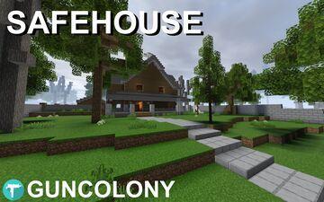 Safehouse (CSGO) Minecraft Map & Project