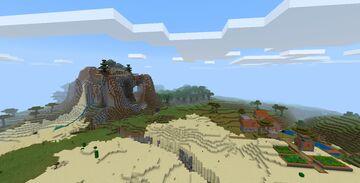 Minecraft Xbox 360 TU 73 Oreo Seed for Minecraft Bedrock 1.14.3+ Minecraft Map & Project