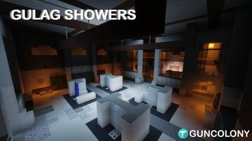 Gulag Showers (Modern Warfare 2019) Minecraft Map & Project