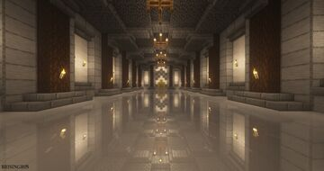 Epic Mirror Room Minecraft Map & Project