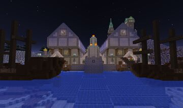 Trade Workshop of Weißhaven Minecraft Map & Project